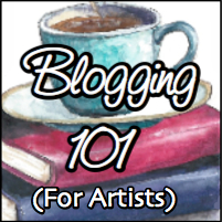Blogging 101 For Artists