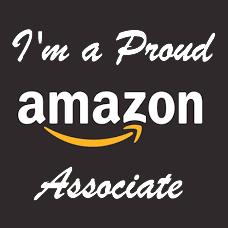 I'm an Amazon Associate!